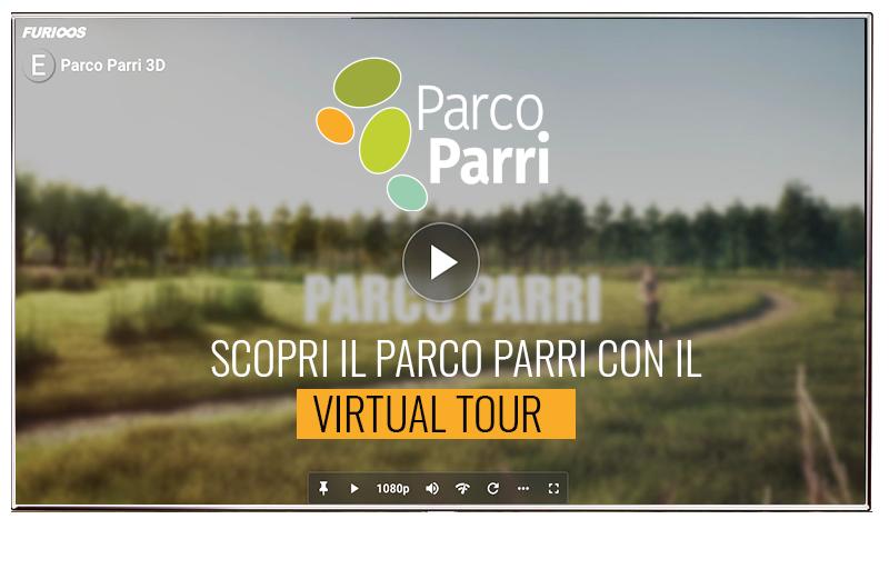 PARCO PARRI: SCOPRI IL VIRTUAL TOUR DEL PARCO