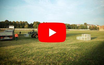 PARCO PARRI: IL VIDEO DELLE PRIME FASI DEL CANTIERE